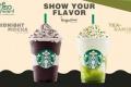 โปรโมชั่น สตาร์บัคส์ เครื่องดื่มเมนูใหม่ Midnight Mocha Frappuccino และ Tea-ramisu Frappuccino พร้อม เค้ก และสินค้าคอลเลคชั่นใหม่ ที่ร้าน Starbucks วันนี้
