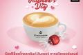 โปรโมชั่น แบล็คแคนยอน Happy Valentine's Day รับฟรี ช็อกโกแลตลินด์ ลินเดอร์ เมื่อซื้อเครื่องดื่ม 50 บาทขึ้นไป ที่ Black Canyon สาขาในกรุงเทพ วันที่ 14 กุมภาพันธ์ 2561
