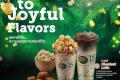 โปรโมชั่น คาเฟ่ อเมซอน เครื่องดื่ม เมนูพิเศษ Journey to Joyful Flavors ที่ Café Amazon วันนี้ ถึง 31 มกราคม 2561