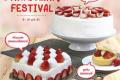 โปรโมชั่น กาโตว์ เฮ้าส์ Strawberry Festival 2018 พบกับ หลายเมนูสตรอเบอร์ ที่ Gateaux House วันนี้ ถึง 31 มกราคม 2561