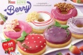 โปรโมชั่น มิสเตอร์ โดนัท เลิฟ เบอร์รี่ ต้อนรับเดือนแห่งความรัก ที่ Mister Donut วันนี้ ถึง 31 มีนาคม 2560