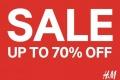 โปรโมชั่น H&M FINAL SALE UP TO 70% OFF สินค้าลดสูงสุด 70% วันนี้เป็นต้นไป