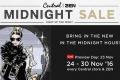 โปรโมชั่น Central & ZEN Midnight Sale 2016 มิดไนท์เซลล์ ลดสูงสุด 70% ที่ เซ็นทรัล ทุกสาขา และ เซน วันนี้ ถึง 30 พฤศจิกายน 2559