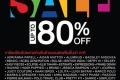 โปรโมชั่น ZEN Clearance Sale ลดสูงสุด 80% แบรนด์แฟชั่น ชั้นนำ ที่ ห้างสรรพสินค้า เซน วันนี้ ถึง 15 มีนาคม 2560