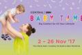 โปรโมชั่น CENTRAL / ZEN BABY TIME สินค้าเด็กอ่อน ลดสูงสุด 50% ที่ เซ็นทรัล และ เซน วันนี้ ถึง 26 พฤศจิกายน 2560