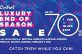 งาน CENTRAL LUXURY END OF SEASON SALE แบรนด์ดัง ลดสูงสุด 70% ที่ เซ็นทรัล สาขาที่ร่วมรายการ วันนี้ ถึง 16 กรกฎาคม 2560