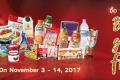 โปรโมชั่น ฟู้ดแลนด์ ซุปเปอร์มาร์เก็ต สินค้า ซื้อ 1 แถม 1 ฟรี และ สินค้า ซื้อ 2 แถม 1 ฟรี ที่ Foodland Supermarket วันที่ 3 ถึง 14 พฤศจิกายน 2560