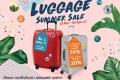 โปรโมชั่น THE MALL LUGGAGE SUMMER SALE กระเป๋าเดินทาง ลดสูงสุด 70% ที่ เดอะมอลล์ วันนี้ ถึง 30 เมษายน 2560