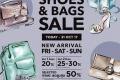 โปรโมชั่น THE MALL Shoes & Bags รองเท้า กระเป๋า ลดสูงสุด 50% ที่ เดอะมอลล์ วันนี้ ถึง 31 ตุลาคม 2560