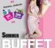 โปรโมชั่น วัตสัน Summer Buffet Party ซื้อสินค้า 3 ชิ้น ราคา 199 บาท หรือ 299 บาท วันนี้ ถึง 23 พฤษภาคม 2561