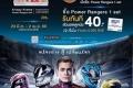 """โปรโมชั่น ซื้อ Power Rangers Box ที่ Krispy Kreme รับส่วนลด 40 บาท/2 ที่นั่ง ในการซื้อบัตรชมภาพยนตร์ """"Power Rangers"""" ที่ โรงภาพยนตร์ในเครือ SF"""