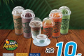 โปรโมชั่น ดีแทค รับส่วนลด 10 บาท เมื่อซื้อเครื่องดื่ม ที่ คาเฟ่ อเมซอล Café Amazon วันนี้ ถึง 29 กุมภาพันธ์ 2563