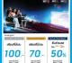 โปรโมชั่น ดีแทค เติมเงิน และรายเดือน ดูหนัง สุดคุ้ม ราคาพิเศษ ที่ โรงภาพยนตร์ในเครือ SF วันนี้ ถึง 29 กุมภาพันธ์ 2563