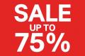 โปรโมชั่น H&M END OF SEASON SALE สินค้า ลดสูงสุด 75% วันนี้เป็นต้นไป