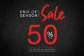 โปรโมชั่น CPS CHAPS End of Season Sale 50% สินค้า ลดสูงสุด 50% วันนี้ ถึง 1 มกราคม 2563