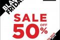 โปรโมชั่น Lee Jeans Black Friday สินค้า ลดสูงสุด 50% วันนี้ ถึง 2 ธันวาคม 2562
