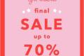 โปรโมชั่น Lyn Around Final SALE UP TO 70% OFF สินค้า ลดสูงสุด 70% วันนี้