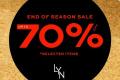 โปรโมชั่น LYN End Of Season Sale Up to 70% Off วันนี้ ถึง 26 มกราคม 2563