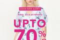 โปรโมชั่น Lyn around GOOD NEW ALERT Final Sale Extended Up To 70% off สินค้า ลดราคา 70% วันนี้ ถึง 15 สิงหาคม 2564