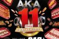 โปรโมชั่น อากะ AKA บุฟเฟ่ต์ ปิ้งย่าง ฉลองครบ 11 ปี บุฟเฟ่ต์ราคาพิเศษ Meat Lover Buffet ท่านละ 319+ ที่ AKA Japanese Restaurant วันนี้ ถึง 31 ตุลาคม 2561
