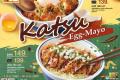 โปรโมชั่น คัตสึยะ เมนูใหม่ Katsu Egg - Mayo ที่ Katsuya วันนี้ ถึง 30 พฤศจิกายน 2562