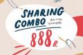 โปรโมชั่น On the Table Sharing Combo เลือก 4 เมนูอร่อย เพียง 888 บาท และ J Festival อาหารเจ ที่ ออน เดอะ เทเบิ้ล วันนี้