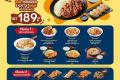 โปรโมชั่น คัตสึยะ Tonkatsu Mixed and Match อร่อยเลือกได้ ราคาเดียว ที่ Katsuya วันนี้ และ โปรโมชั่น สั่งผ่าน Grab Food และ Foodpanda