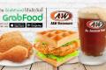 โปรโมชั่น A&W Delivery บริการส่งถึงบ้าน เฉพาะสั่งผ่าน Grab Food ที่ เอ แอนด์ ดับบลิว เดลิเวอรี่