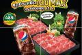 โปรโมชั่น บาร์บีคิว พลาซ่า ชุดประหยัด เต็ม MAX ราคา เริ่มเพียง 489 บาท ที่ Bar BQ Plaza บาร์บีก้อน วันนี้ ถึง 31 ตุลาคม 2562
