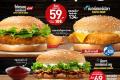 โปรโมชั่น เบอร์เกอร์คิง เบอร์เกอร์ ราคาพิเศษ เริ่มเพียง 59 บาท และ แฮชบราวน์ ลด 50% และโปรอื่นๆ ที่ BurgerKing วันนี้