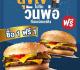 โปรโมชั่น เบอร์เกอร์คิง เบอร์เกอร์ ซื้อ 1 ฟรี 1 และ โปรเบอร์เกอร์คิง อื่นๆ ที่ BurgerKing วันนี้