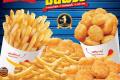 โปรโมชั่น เบอร์เกอร์คิง เบอร์เกอร์ ราคาพิเศษ เริ่มเพียง 59 บาท และ เฟรนช์ฟรายส์ ลด 50% และโปรอื่นๆ ที่ BurgerKing วันนี้ ถึง 30 มิถุนายน 2562