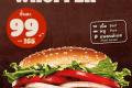 โปรโมชั่น เบอร์เกอร์คิง วอปเปอร์ ราคาพิเศษ 99 บาท และ โปรเบอร์เกอร์คิง อื่นๆ ที่ BurgerKing วันนี้