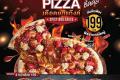 โปรโมชั่น โดมิโน่ พิซซ่า หน้าใหม่ Pizza ซีดดส์ Spicy BBQ Sauce และ โปร อื่นๆ ที่ Domino's Pizza วันนี้