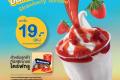โปรโมชั่น แมคโดนัลด์ ไดร์ฟทรู สมาชิกไดร์ฟทรู แลกซื้อซันเดสตอรเบอร์รี่ เพียง 19 บาท วันนี้ ถึง 31 สิงหาคม 2561