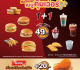 โปรโมชั่น แมคโดนัลด์ McSaver เมนูคุ้มเว่อร์ จับคู่ 1+1 ราคาเพียง 49 บาท ที่ McDonald's วันนี้ ถึง 31 ธันวาคม 2561