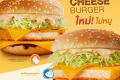 โปรโมชั่น แมคโดนัลด์ เมนุใหม่ คัตสึ ชีสเบอร์เกอร์ และ เซ็ต เบอร์เกอร์ ราคาพิเศษ เนื้อ ปลา กู๋ และ McSaver จับคู่เมนู เพียง 49 บาท ที่ McDonald's วันนี้