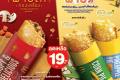 โปรโมชั่น แมคโดนัลด์ แมค พาย ราคาพิเศษ 19 บาท ที่ McDonald's วันนี้ ถึง 9 กรกฎาคม 2562