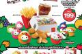 โปรโมชั่น แมคโดนัลด์ Hello Kitty Farm Collection ที่ McDonald's วันนี้ ถึง 25 กุมภาพันธ์ 2563