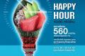 โปรโมชั่น โออิชิ อีทเทอเรียม HappyHour วันจันทร์ ถึง ศุกร์ ราคาพิเศษ ท่านละ 560 บาท ที่ Oishi EATERIUM จาก โออิชิ วันนี้ ถึง 28 กุมภาพันธ์ 2563
