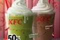 โปรโมชั่น เคเอฟซี KFC โฟลต ไซส์ใหญ่ ลด 50% วันนี้ ถึง 26 มกราคม 2563