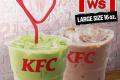 โปรโมชั่น เคเอฟซี KFC เครื่องดื่ม ซื้อ 1 แถม 1 ฟรี ชาเขียวมัทฉะ และโกโก้มอลต์ วันนี้ ถึง 26 กุมภาพันธ์ 2563