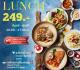 โปรโมชั่น ซิซซ์เล่อร์ Lunch Special จาก Sizzler เมนู สเต็ก สุดคุ้มราคาเริ่มต้นที่ 239 บาท พร้อมเครื่องดื่ม เฉพาะวันจันทร์ - ศุกร์ ตั้งแต่เปิดร้าน - 17.00 น.