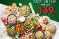 โปรโมชั่น ซิซซ์เล่อร์ สลัดบาร์ ทานได้ ไม่อั้น ราคาพิเศษ 139 บาท ที่ Sizzler วันนี้เป็นต้นไป