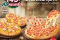 โปรโมชั่น เดอะ พิซซ่า คอมปะนี พิซซ่า ถาดละ 149 บาท และ พิซซ่า ฮาวายเอี้ยน เพิ่มแฮม 40% ไม่เพิ่มราคา และ ชุดสุดคุ้ม ที่ The Pizza Company 1112 วันนี้ ถึง 30 มิถุนายน 2562