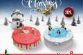 โปรโมชั่น แดรี่ควีน ไอศกรีมเค้ก ต้อนรับ คริสมาสต์ และ ปีใหม่ ที่ Dairy Queen