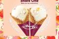 โปรโมชั่น ฮาเก้น-ดาส ซื้อไอศกรีมรสใดก็ได้ 1 โคน รับฟรี ไอศกรีม Frozen Yogurt 1 โคน ที่ Häagen-Dazs วันที่ 10 ถึง 24 สิงหาคม 2561