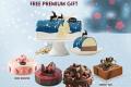 โปรโมชั่น ฮาเก้น-ดาส ซื้อ ไอศกรีมเค้ก 2 ชิ้น ราคาเพียง 2,699 บาท ที่ Häagen-Dazs วันนี้ ถึง 31 ธันวาคม 2561