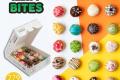 โปรโมชั่น คริสปี้ครีม Krispy Bites โดนัท ไซส์ มินิ ที่ Krispy Kreme วันนี้ ถึง 30 กันยายน 2561