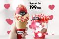 โปรโมชั่น ฮาเก้น-ดาส ไอศกรีม เมนูพิเศษ ต้อนรับ วาเลนไทน์ Red Romance ที่ Häagen-Dazs วันที่ 1 - 15 กุมภาพันธ์ 2562
